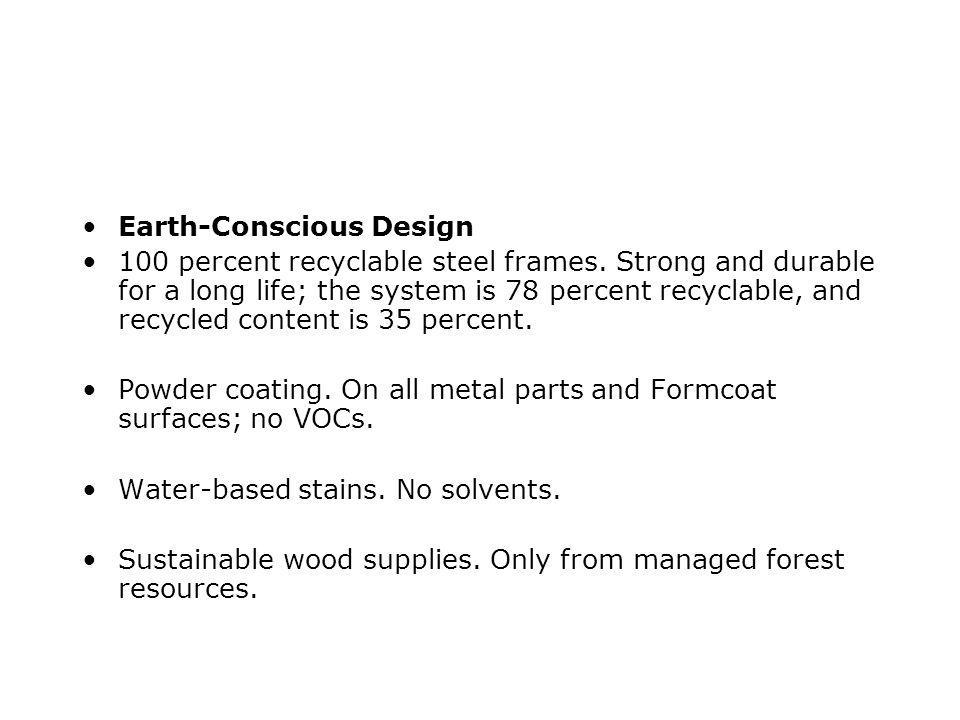 Earth-Conscious Design