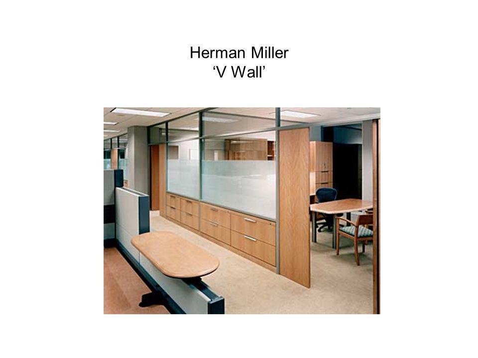 Herman Miller 'V Wall'