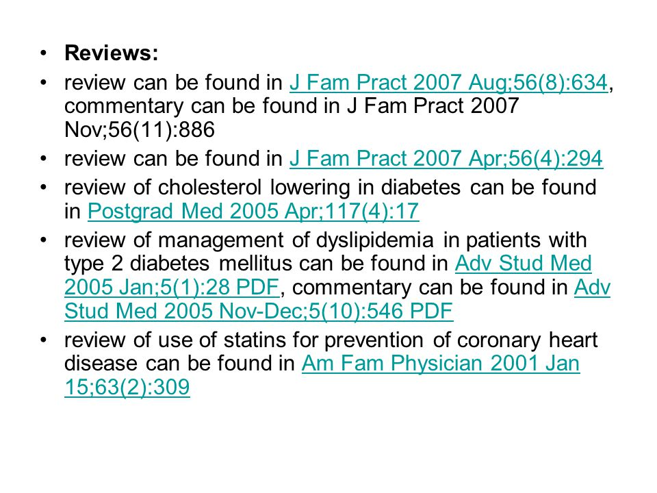 Reviews: review can be found in J Fam Pract 2007 Aug;56(8):634, commentary can be found in J Fam Pract 2007 Nov;56(11):886.