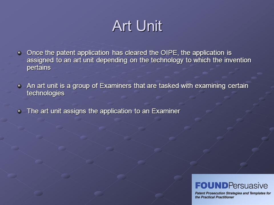 Art Unit