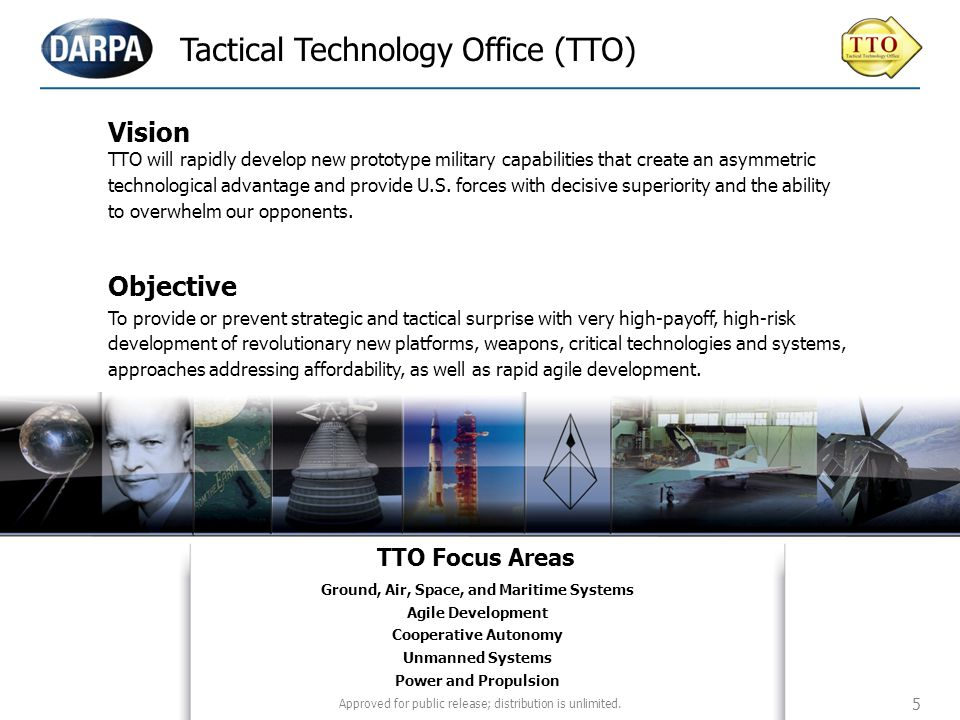 Tactical Technology Office (TTO)