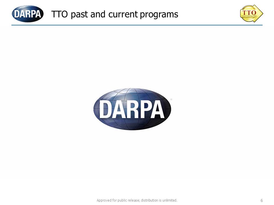 TTO past and current programs