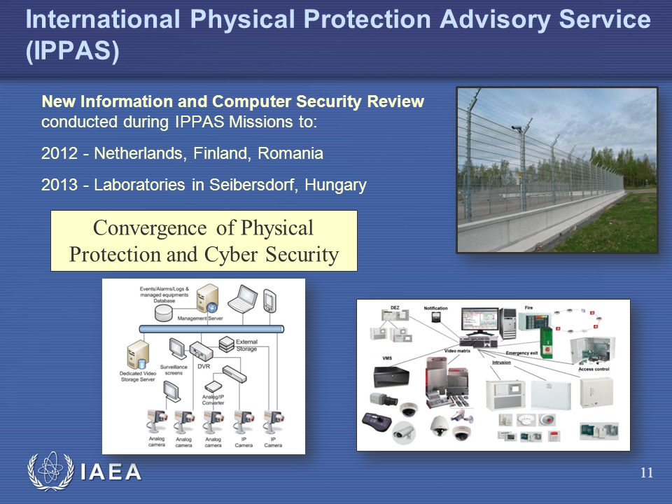 International Physical Protection Advisory Service (IPPAS)