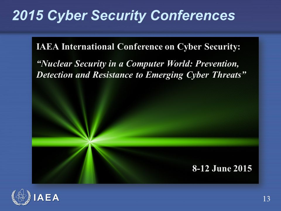 2015 Cyber Security Conferences