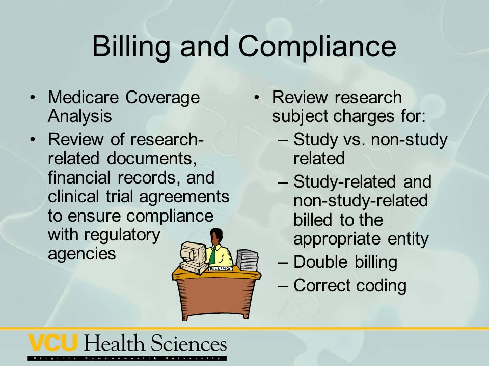Billing and Compliance