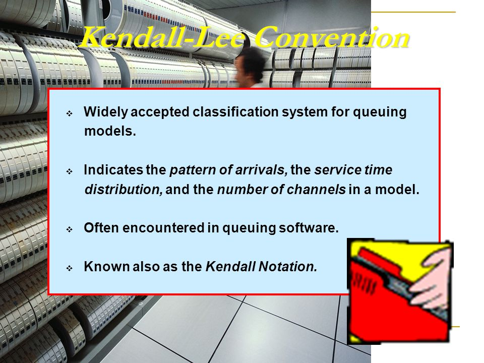 Kendall-Lee Convention