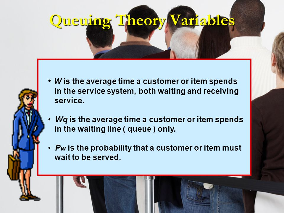 Queuing Theory Variables