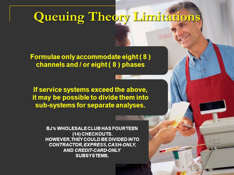Queuing Theory Limitations