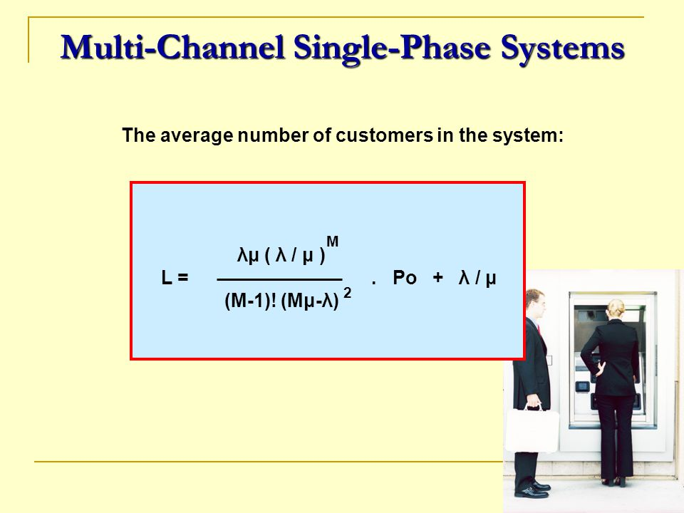 Multi-Channel Single-Phase Systems