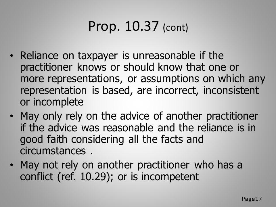Prop. 10.37 (cont)