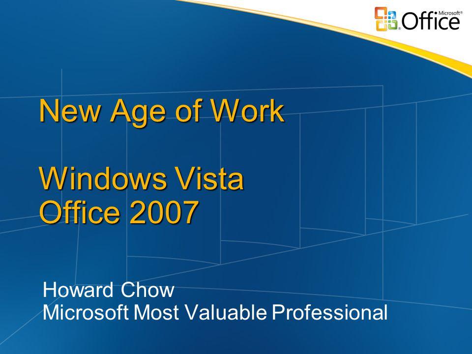 microsoft office 2007 windows vista