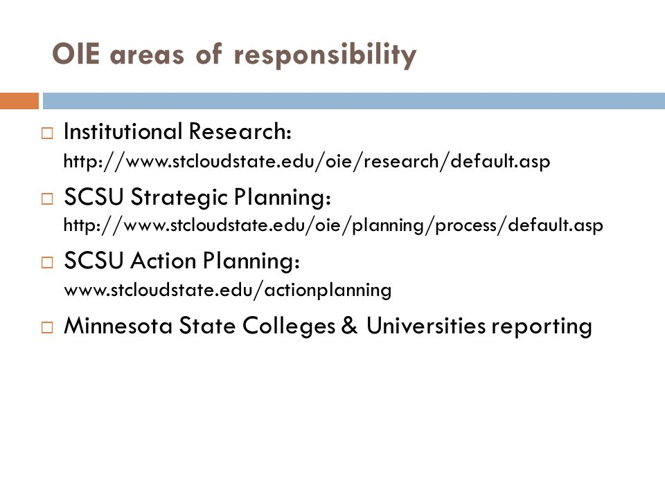 OIE areas of responsibility