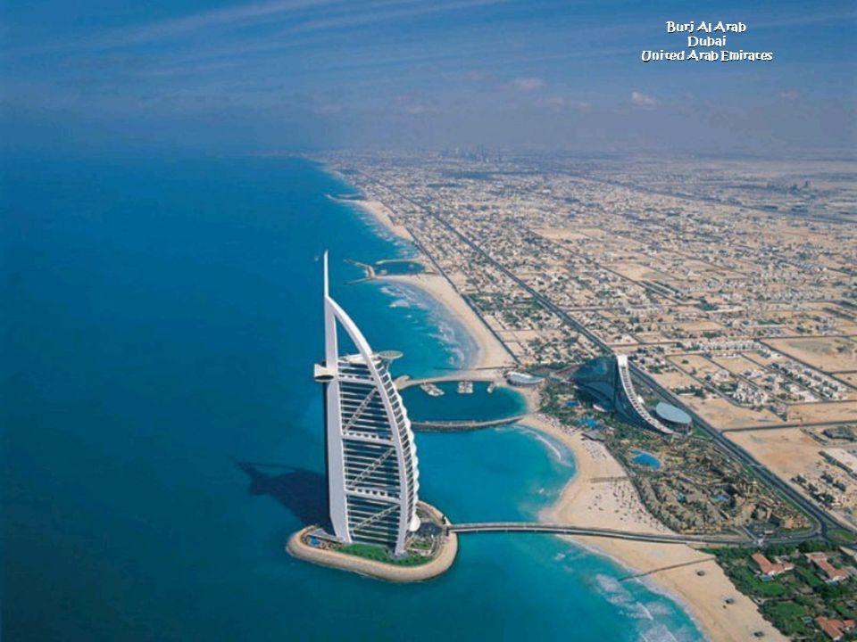 Burj Al Arab Dubai United Arab Emirates