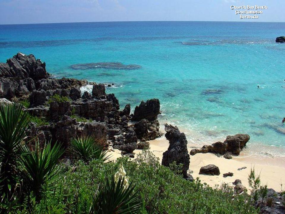 Church Bay Beach Southampton Bermuda