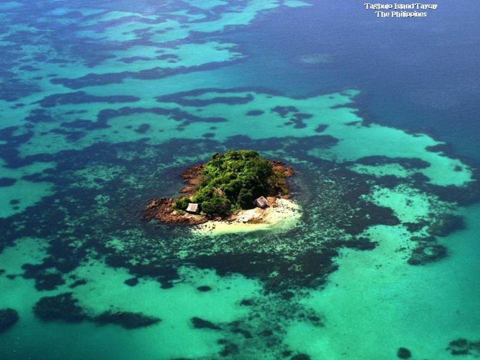 Tagbulo Island Taytay The Philippines