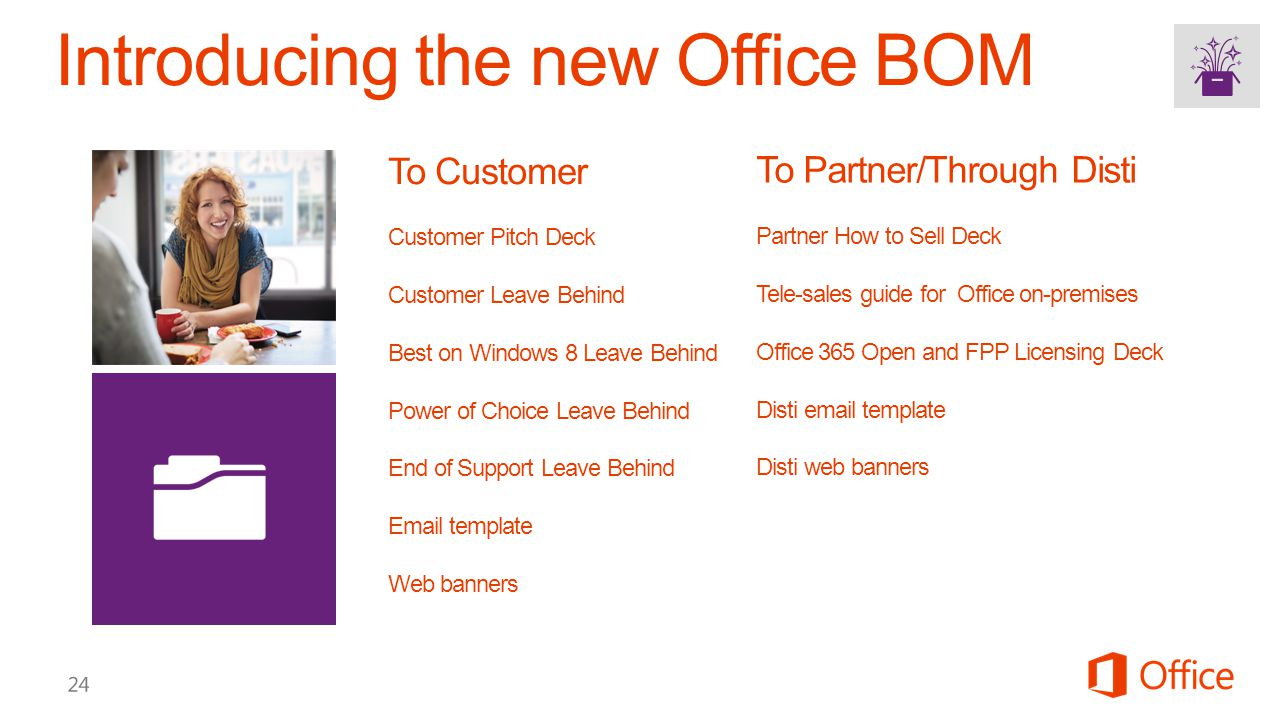 Introducing the new Office BOM
