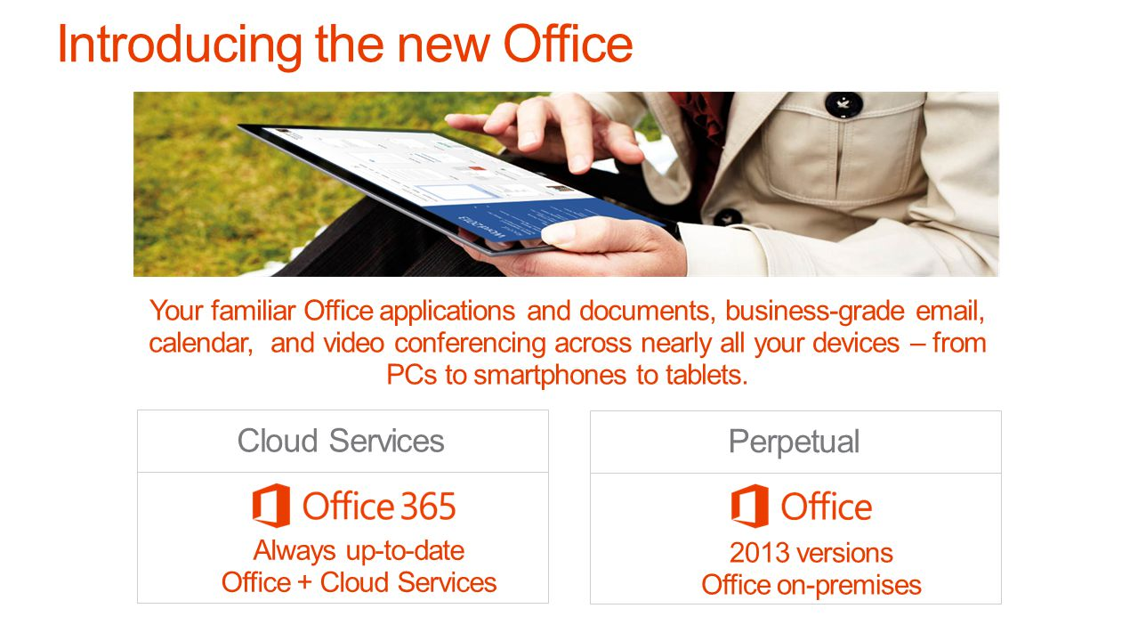 Office + Cloud Services