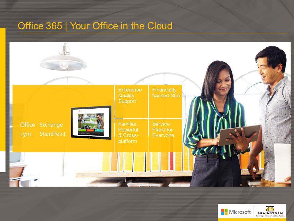 Office 365 | Your Office in the Cloud