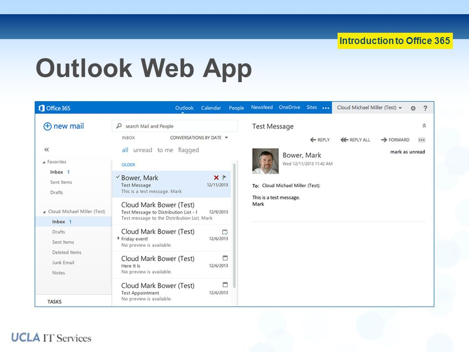 Outlook Web App Add note: this can be tedious, but will get you to latest version of OWA
