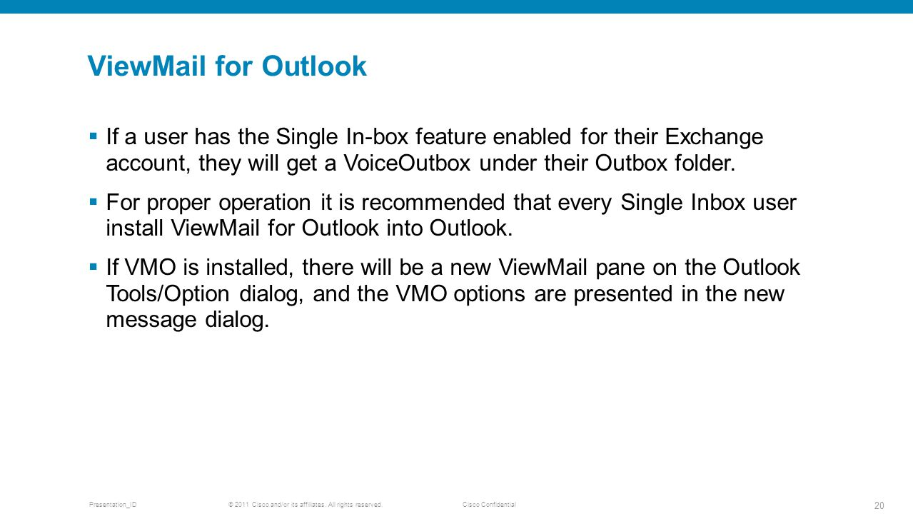 ViewMail for Outlook