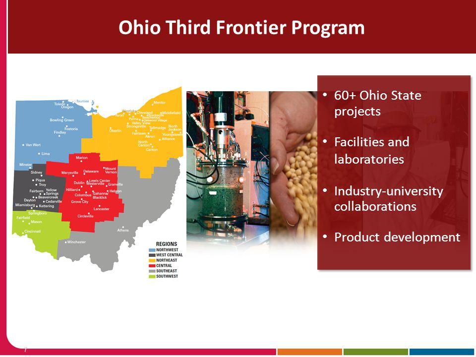 Ohio Third Frontier Program