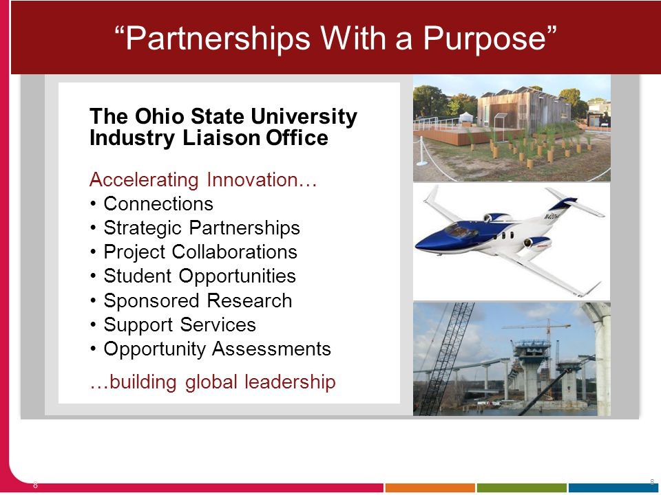 Partnerships With a Purpose