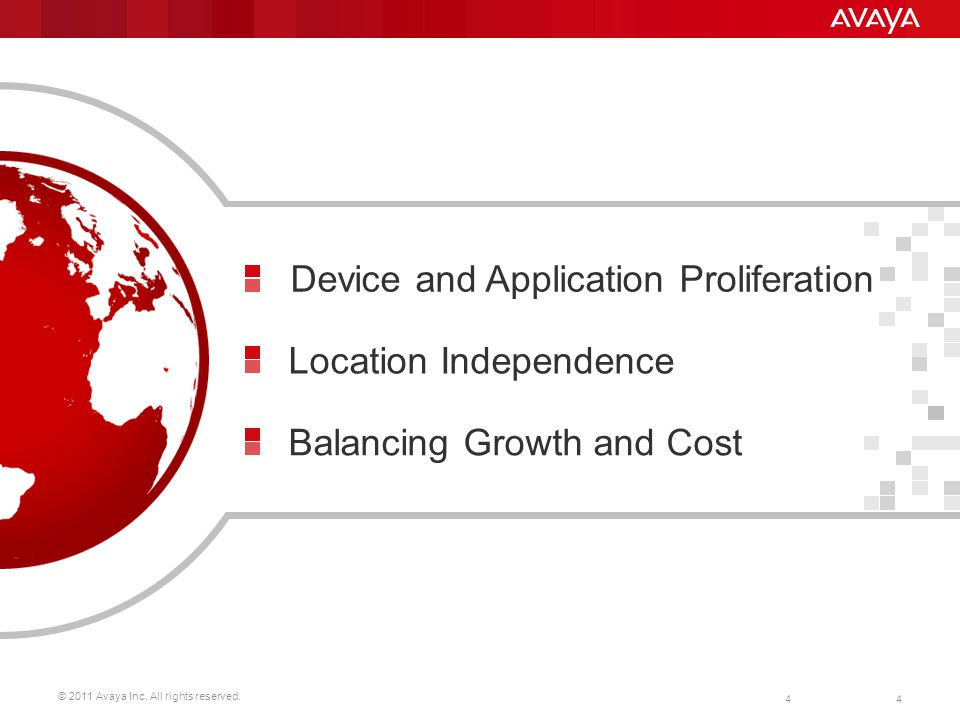 Device and Application Proliferation