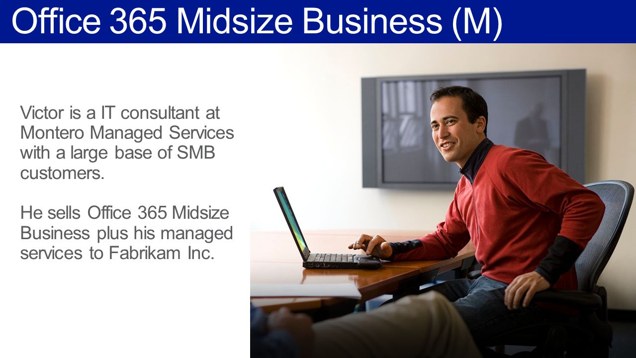 Office 365 Midsize Business (M)