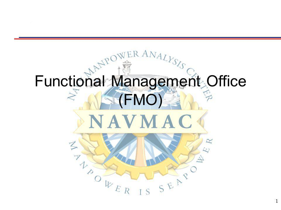 Functional Management Office