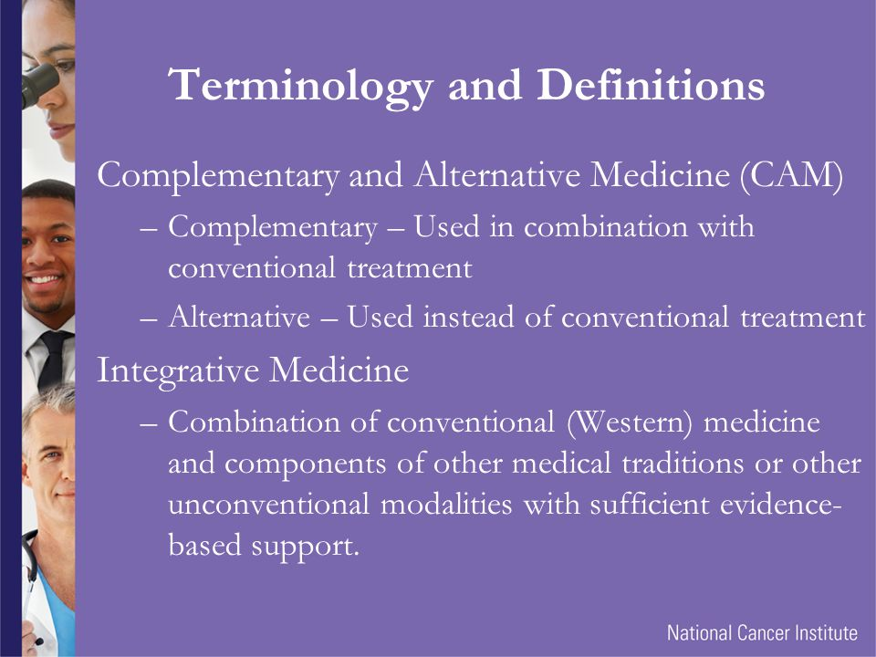 Terminology and Definitions