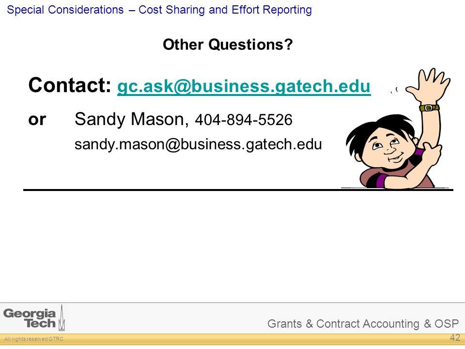 Contact: gc.ask@business.gatech.edu