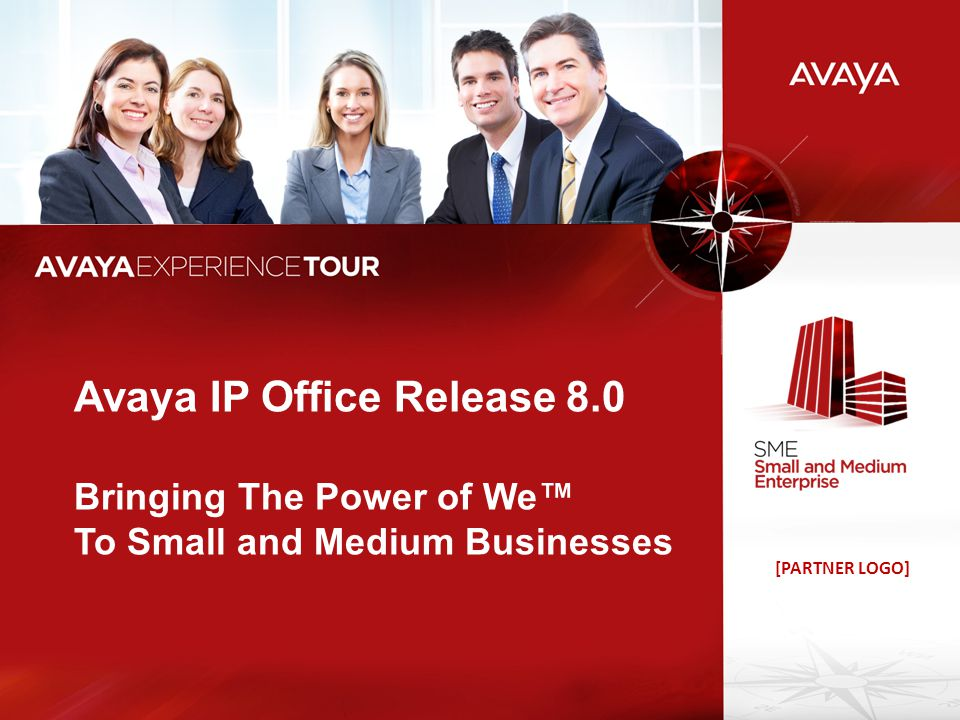Avaya IP Office Release 8