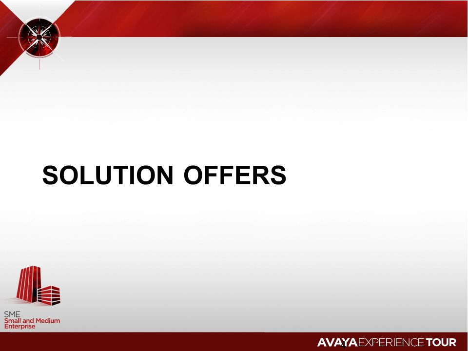 Solution Offers