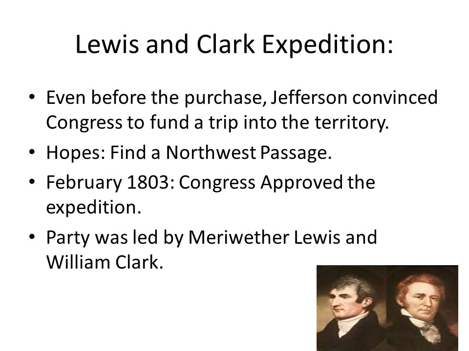 Lewis and Clark Expedition: