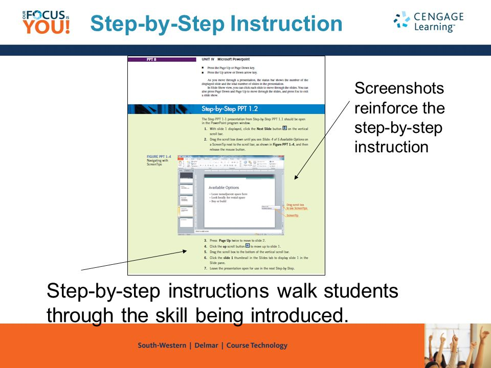 Step-by-Step Instruction