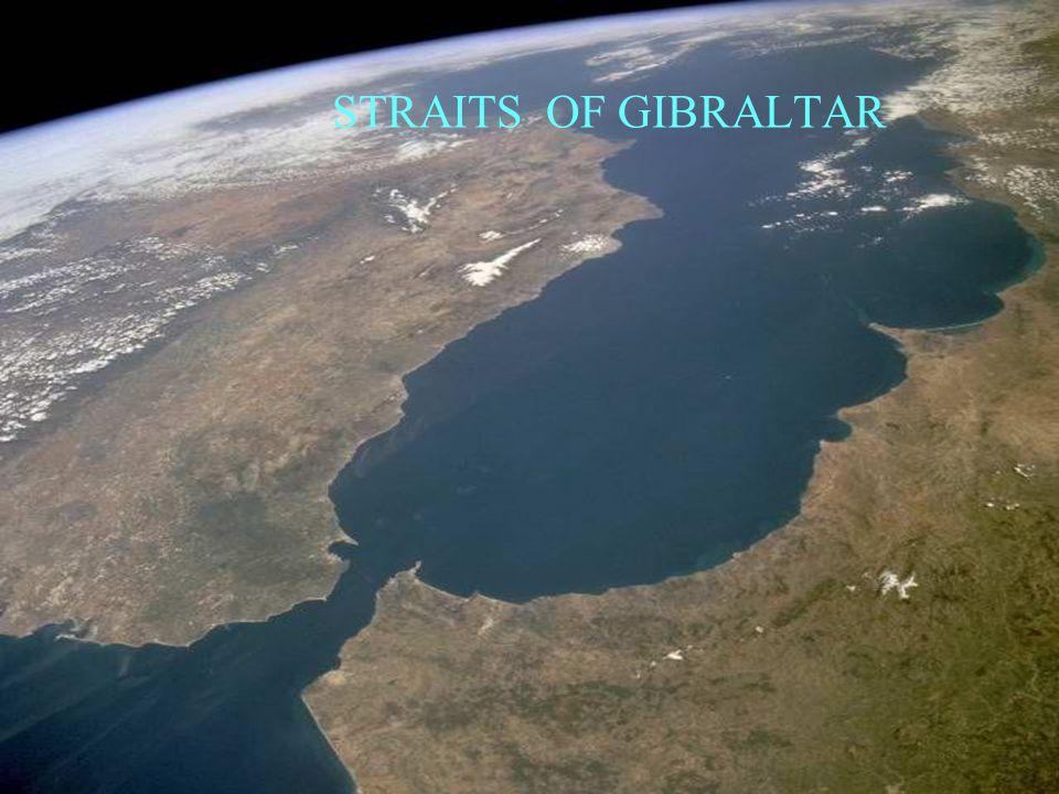 STRAITS OF GIBRALTAR
