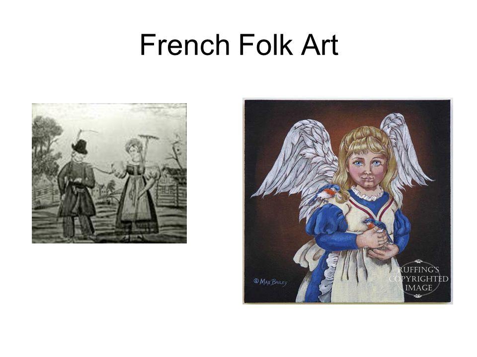 French Folk Art