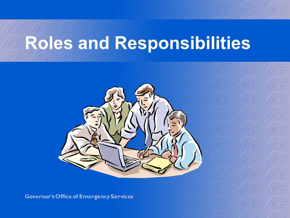roles and responsibilties Partner roles and responsibilities this posting sets out to introduce some suggested methodologies for a firm to follow in order first to clarify what the firm expects of its partners and then to define what roles and responsibilities it needs them to perform.
