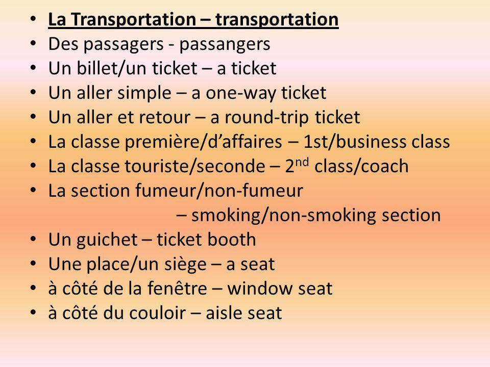 La Transportation – transportation