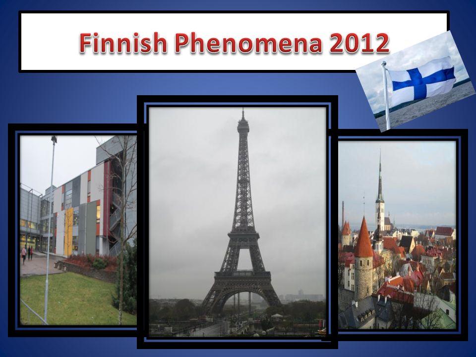 Finnish Phenomena 2012