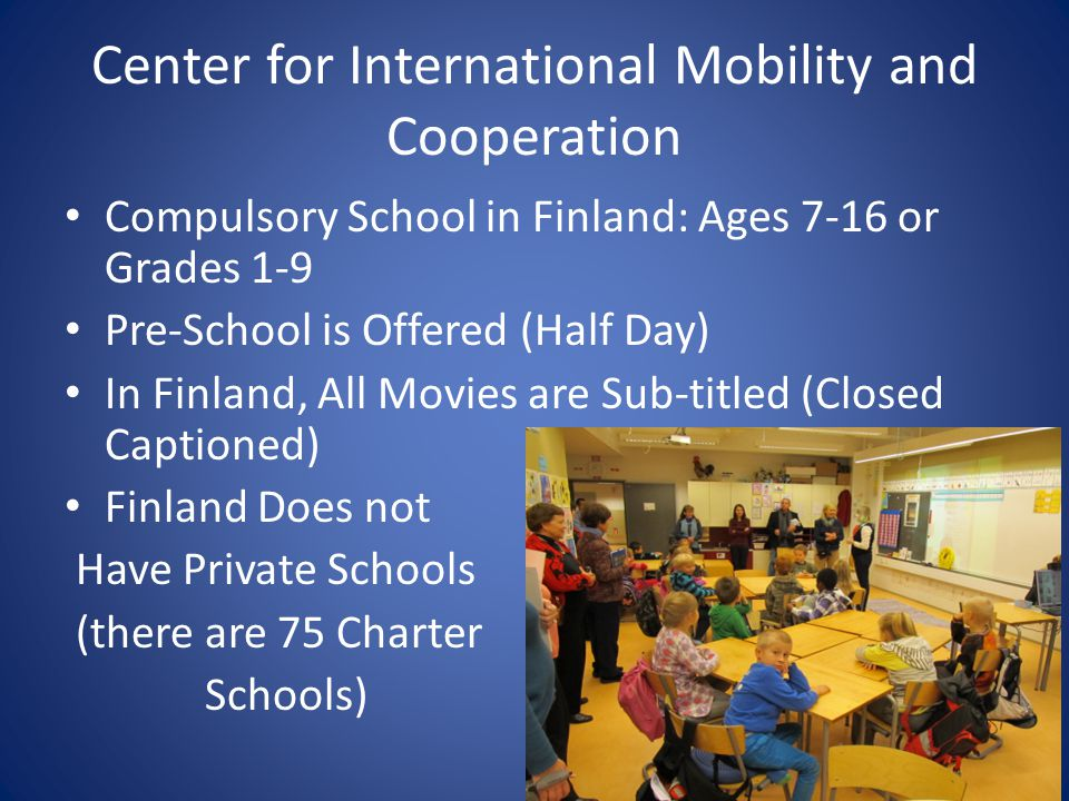 Center for International Mobility and Cooperation