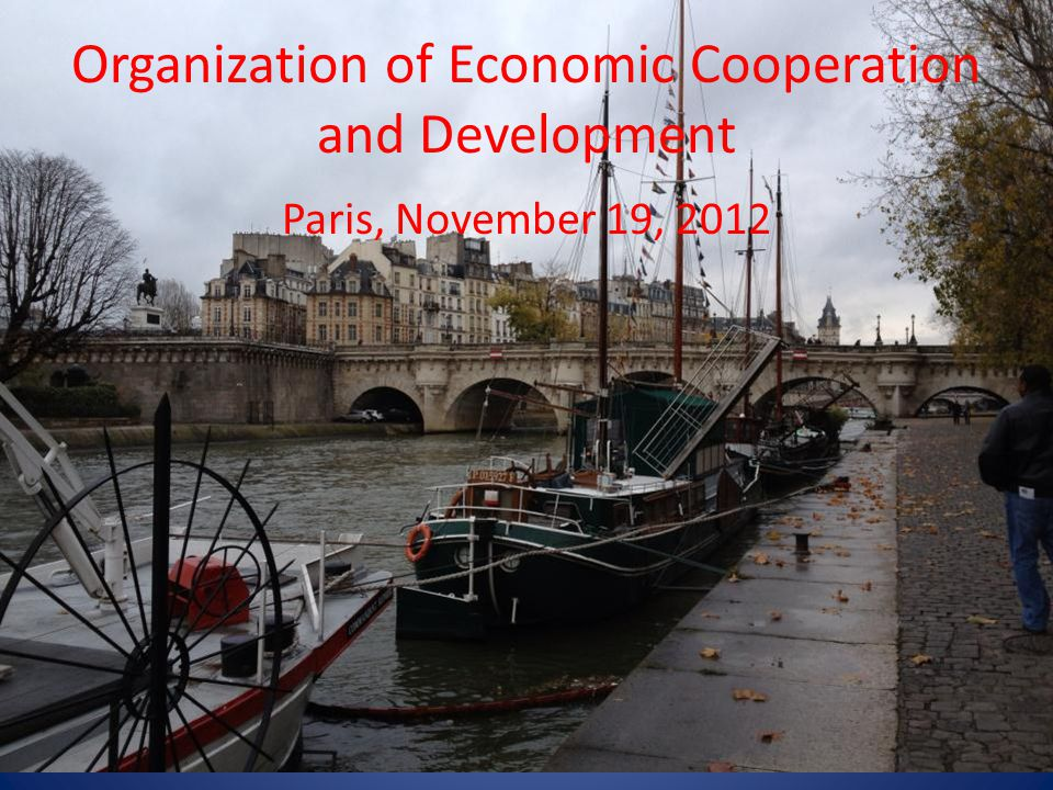 Organization of Economic Cooperation and Development