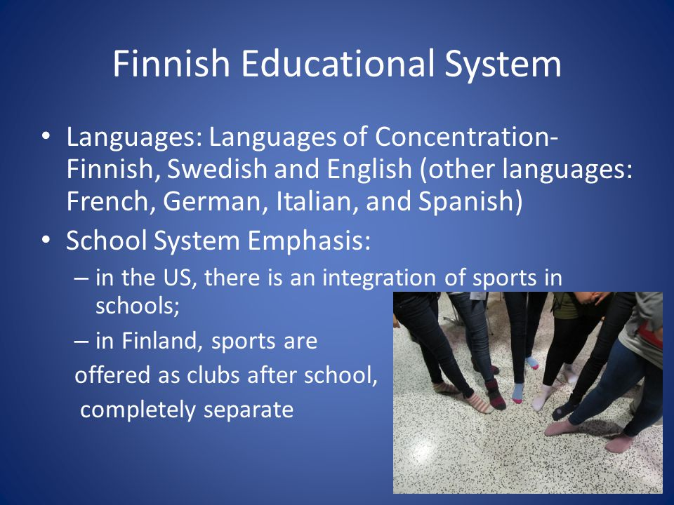 Finnish Educational System