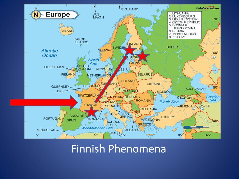 Finnish Phenomena