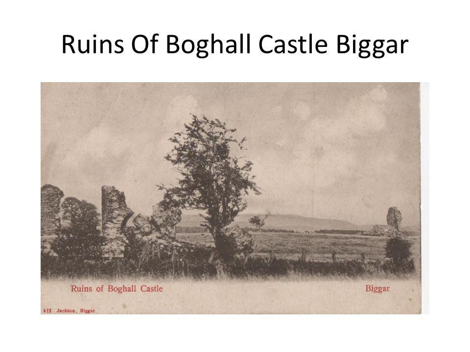 Ruins Of Boghall Castle Biggar
