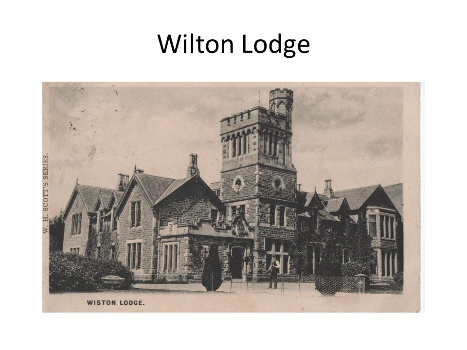 Wilton Lodge