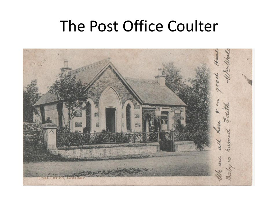 The Post Office Coulter