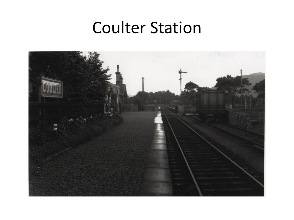 Coulter Station