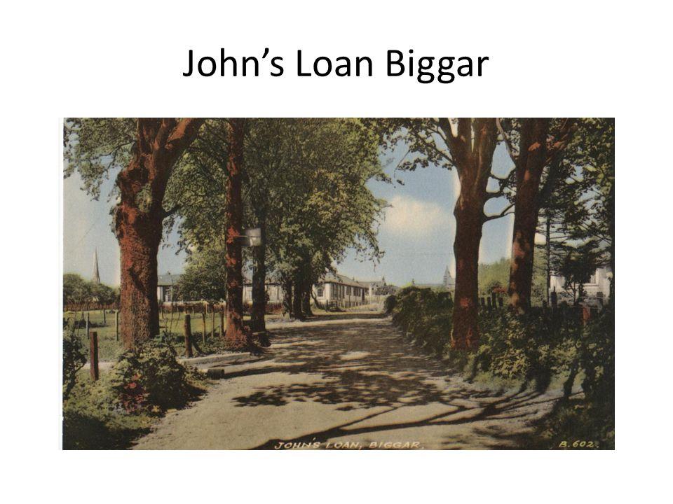 John's Loan Biggar