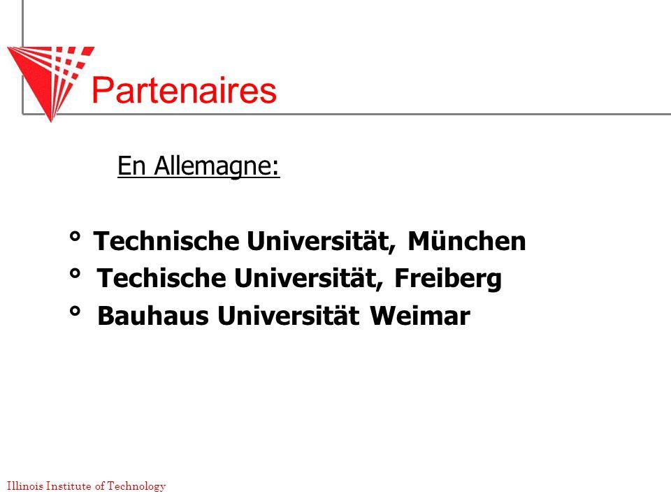 Partenaires En Allemagne: ° Technische Universität, München
